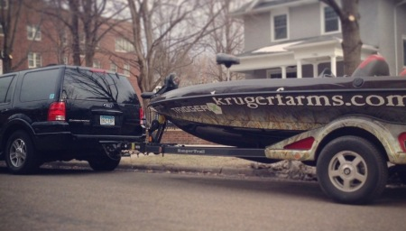 Boat Prefishing