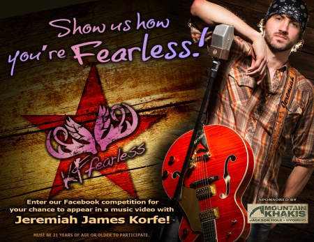 Facebook Fearless Contest